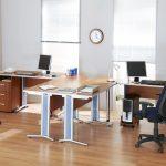Компьютерные и письменные столы в комплекте