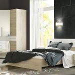 Корпусная спальная мебель с угловым шкафом