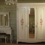 Мебель с росписью в интерьере