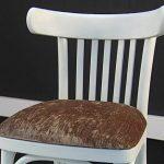 Мягкое сиденье для венского стула