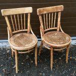 Необычные венские стулья
