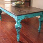 Обновление стола под старину