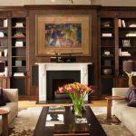 Правильная расстановка мебель в гостиной
