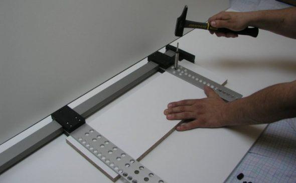 Мебельные кондукторы: какие бывают и для чего применяют