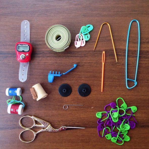 Разнообразные инструменты и аксессуары