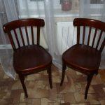 Реставрация и ремонт венских гнутых стульев