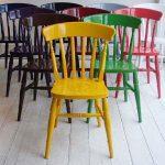 Шикарные венские стулья комплектом из разных цветов