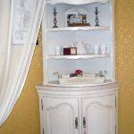 Состаренная мебель по французским мотивам