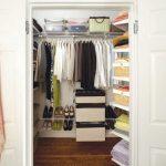 Закрывающаяся гардеробная комната