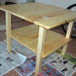 Бюджетный вариант стола для кухни