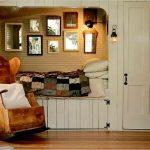 Дачная мини-спальня
