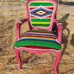 Декор старинного стула своими руками
