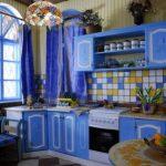 Декоративные элементы после обновления кухни