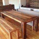 Деревянная мебель для столовой