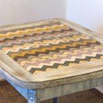 Деревянный стол под старину своими руками