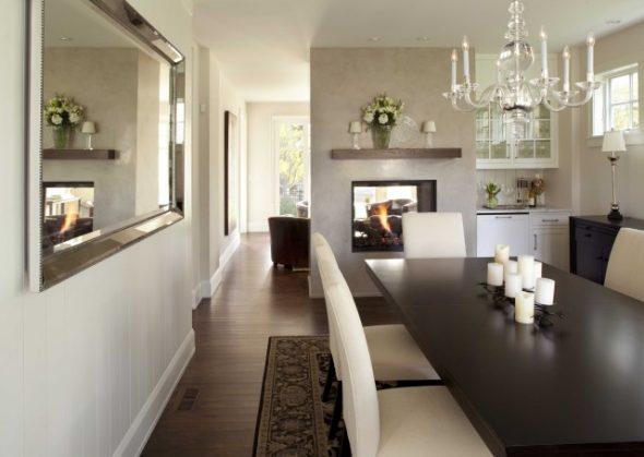Длинные прямоугольные и овальные столы