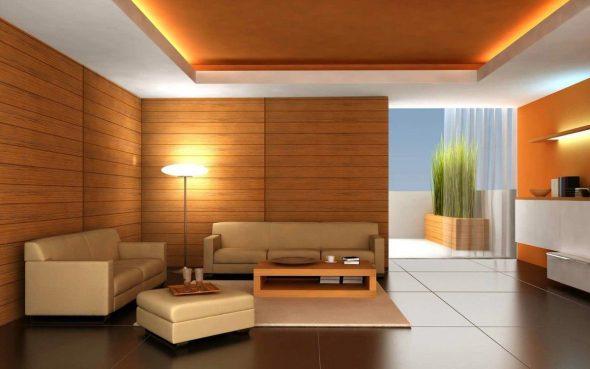 Уютный стиль минимализм