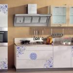 Интересный интерьер кухни после ремонта