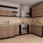 Использование самоклеющейся пленки для кухонной мебели