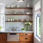 Кухонные полки для посуды