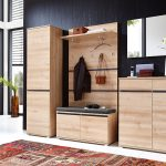 Мебель для просторной прихожей