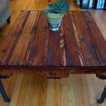 Металлические ножки для деревянного стола