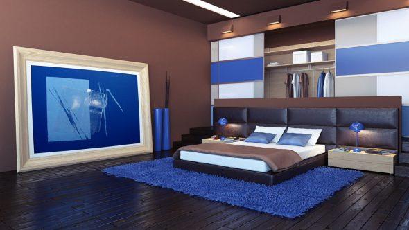 Сочетание практичной мебели