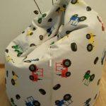 Мягкие бескаркасные кресла-мешки для детей