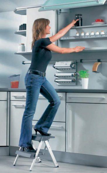 Доступ к шкафчикам без дополнительных предметов