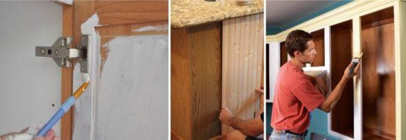 Обновление фасадов и каркаса