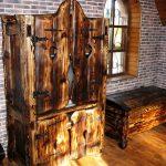 Обжиг – как способ обработки древесины