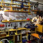 Организация рабочего места в мастерской