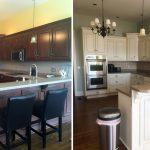 Дизайн обновленной кухни