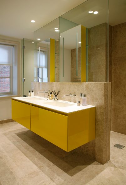 Мебель из пластика для ванной