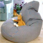 Прекрасное кресло-мешок для ребенка