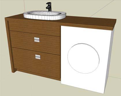 Мебель для ванной своими руками чертеж 272