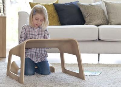 Эргономичный столик для детей