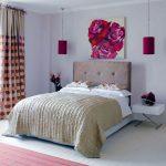 Минимум мебели для маленькой спальни