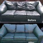 Реставрация дивана своими руками с фото до и после
