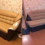 Самостоятельная обивка углового дивана