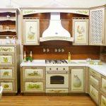 Шикарная кухня в стиле прованс