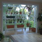 Стеллажи для оранжереи в доме
