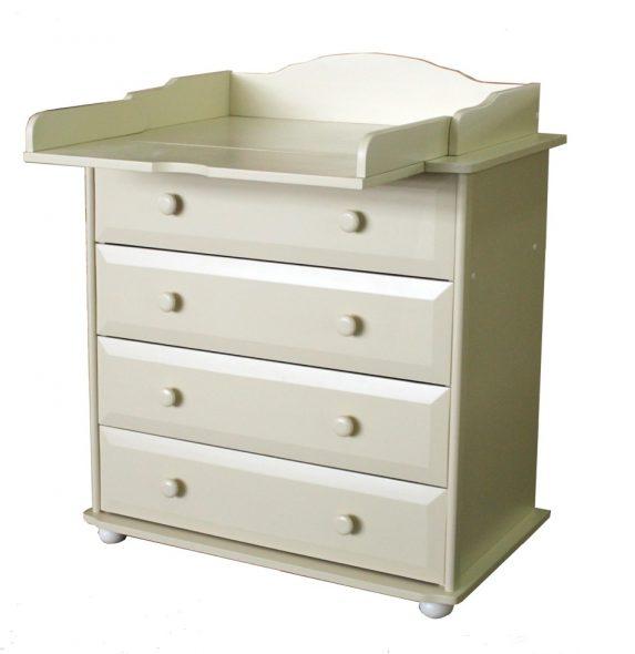 Удобный и функциональный пеленальный столик