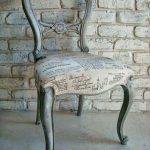Восстановление мягкой части стула