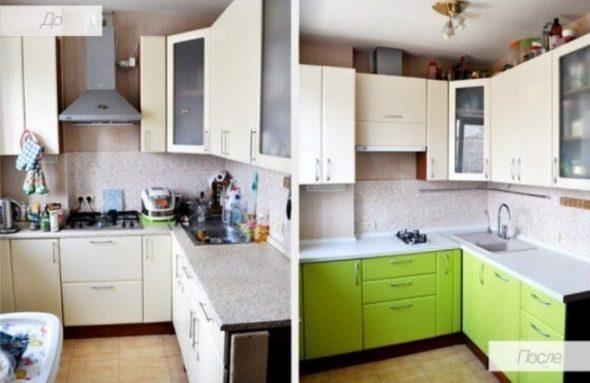Собираем кухонный гарнитур своими 8
