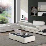 Большой диван из трех секций
