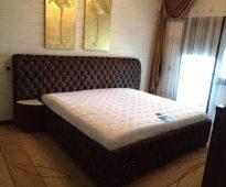 Двухспальная кровать на заказ