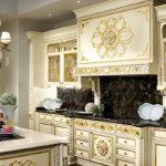 Красивые ажурные элементы для кухонной мебели