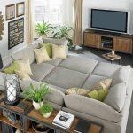 Модульный диван для просмотра фильмов