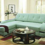 Оригинальный угловой диван